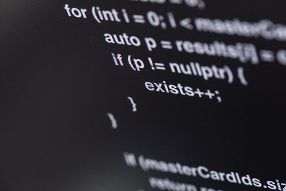 公開されたソースコード